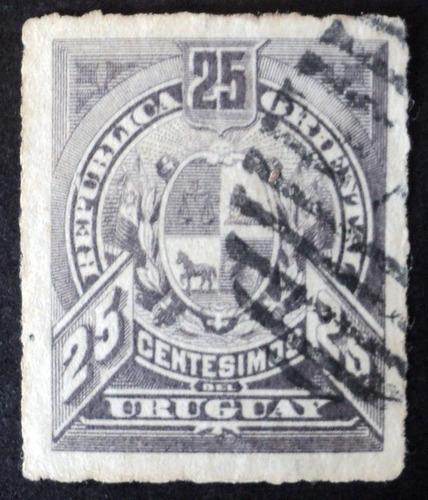 osl sello 65 uruguay