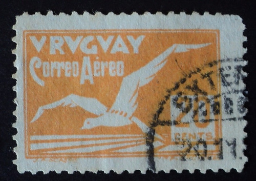 osl sello áereo 15 uruguay