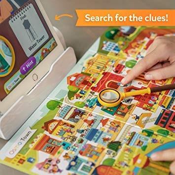 osmo detective agency: a buscar y encontrar mystery juego qu