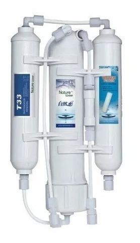 osmose reversa sistema de purificação compacto para calcário