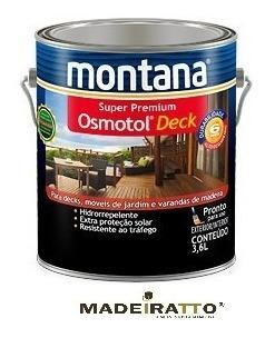 osmotol deck - 3,6l - montana