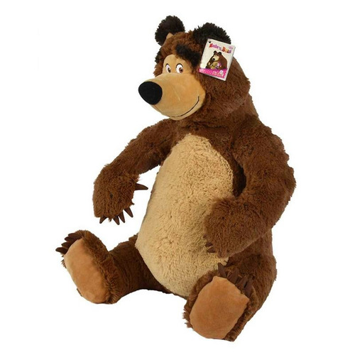 oso 50cm - masha y el oso - simba
