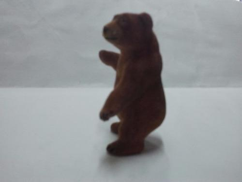 oso de felpa 8 cm.