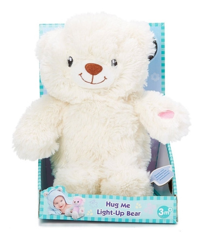 oso de peluche con luz y canciones envio full (6219)