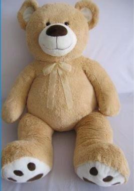 oso de peluche gigante 1.35 cm !! envio gratis!!