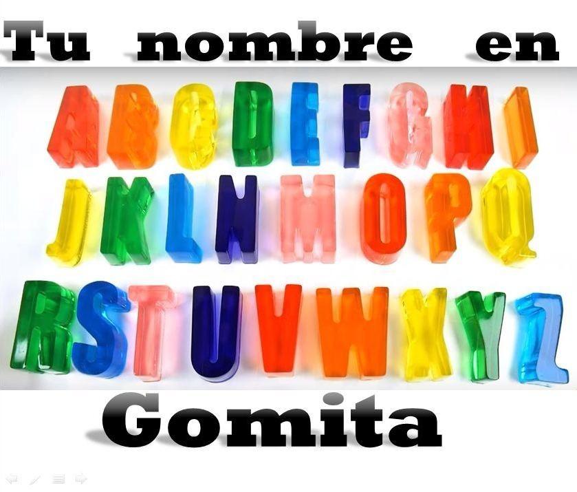 0411f5059c5e Oso Gomita Gigante Enorme Nombre Gomita