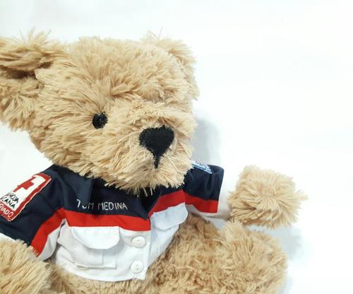 oso osito de peluche fime personalizado facultades /empresas