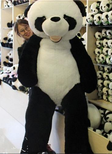oso panda jumbo peluche gigante promocion mts alto 1 en mercado libre. Black Bedroom Furniture Sets. Home Design Ideas