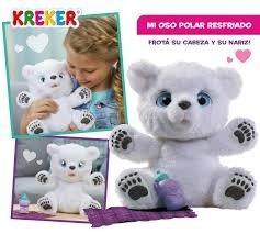 oso polar resfriado juguetería marruecos rosario