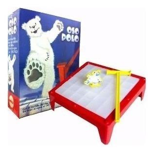 oso polo juego de mesa antex