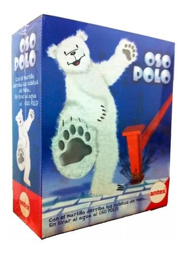 oso polo juego de mesa rompe hielo antex original 8325 cadia