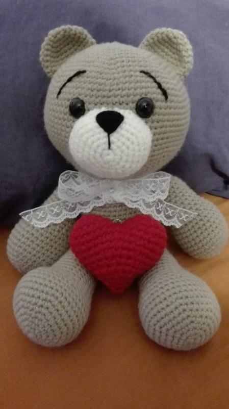 Oso – Amigurumi Patterns | 800x449