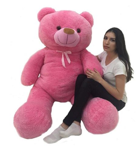 osos de peluche gigantes 2 mts con corazón personalizado