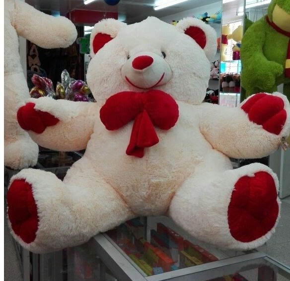 Buscar Carros Baratos >> Osos De Peluches Grandes, Gigantes, Muñecos, Pandas ...