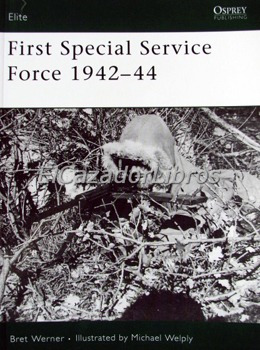 osprey - first special service force 1942-44 guerra us army