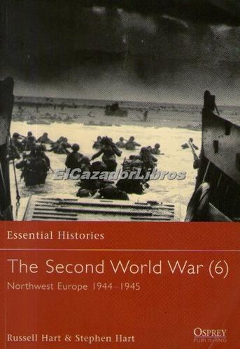 osprey segunda guerra mundial (6) northwest europe 1944-45