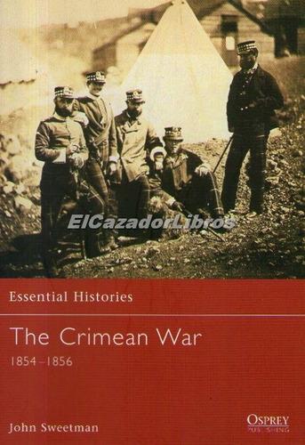 osprey the crimean war 1854-56 guerra crimea rusia bretaña