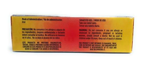 ossos sans forte naturacastle 30 tabletas (2 pzs) envio full