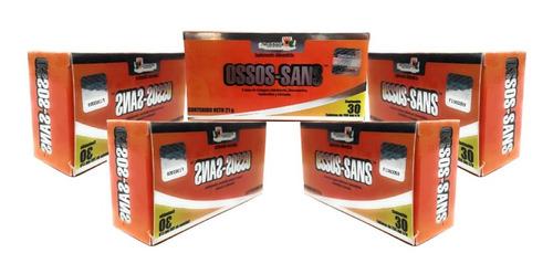 ossos sans naturacastle 30 tabletas (5 cajas) envio full