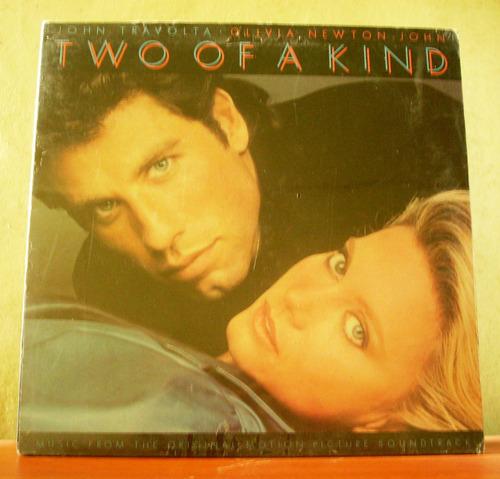 ost two of a kind(vinilo nuevo sellado)