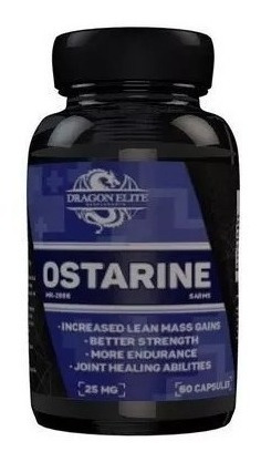 ostarine dragon elite + ligandrol