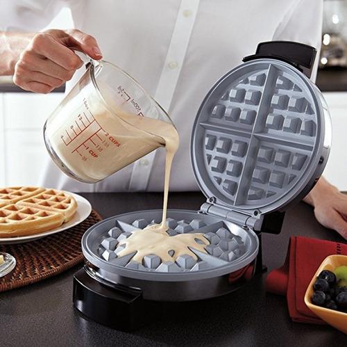 oster ckstwf1502-teco maquina waffler titanio chrome