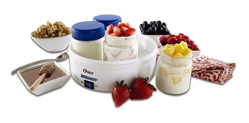 oster ckstym1001 mykonos greek yogurt maker manual, 1 cuarto