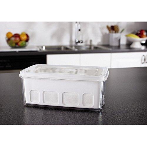 oster ckstym1010 fabricante de yogur manual griego de mykono
