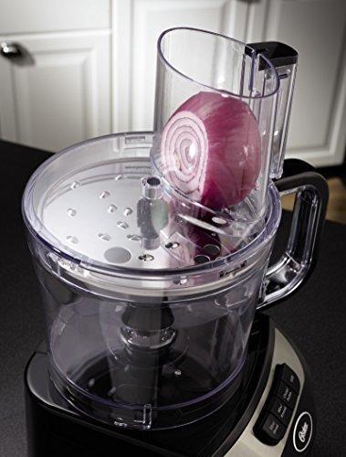 oster fpstfp1355 2 velocidad 10 tazas robot de cocina, de 50