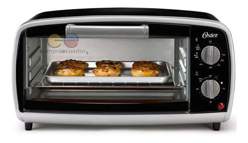 oster horno tostador 9 litros cronómetro 450 ° f 1000w
