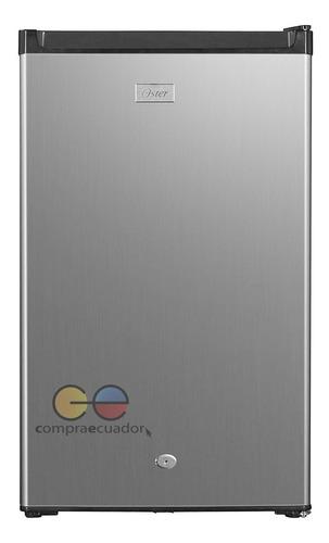 oster mini bar nevera refrigeradora 127l 4.5 pi puerta rever