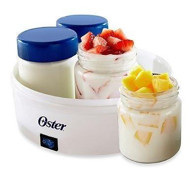 oster® mykonos griego yogurtera se puede lavar en