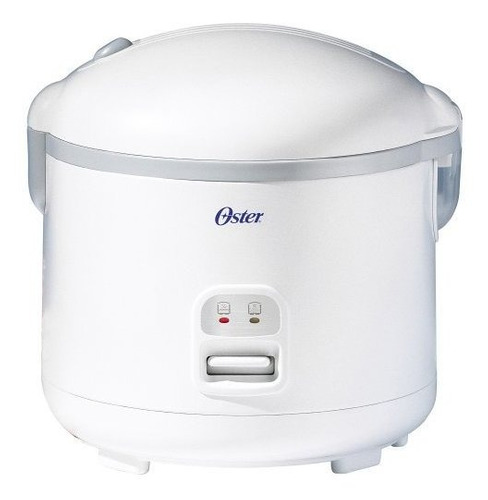 oster rice cooker, olla arrocera, blanco