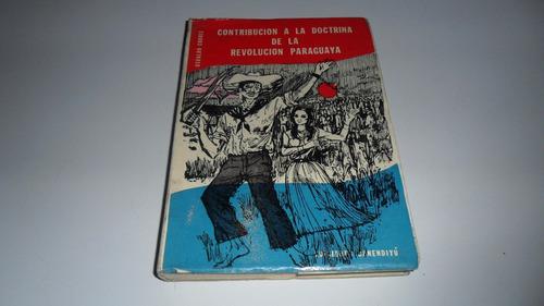 osvaldo chaves contribución doctrina revolución paraguaya