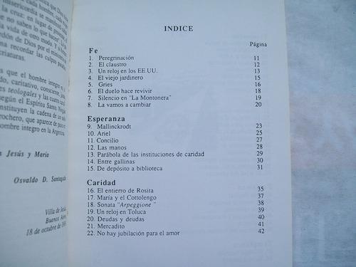 osvaldo d. santagada el amor no hace ruido  paginas: 86