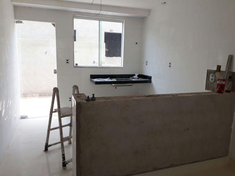 ótima área privativa de 2 quartos suite 2 vagas - 1065