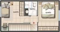 ótima casa 2 quartos - 130