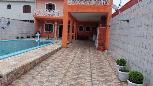 ótima casa assobradada no bairro satélite - ref 3306