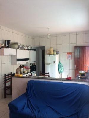 ótima casa com 2 dormitórios, itanhaém, balneário são jorge!
