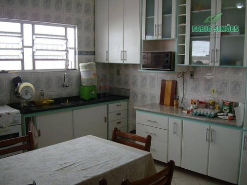 ótima casa com 2 dormitórios na vila guilhermina em praia grande - codigo: ca0015 - ca0015