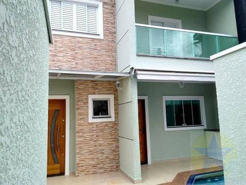 ótima casa com 3 dormitórios à venda, 150 m² por r$ 589 mil - jardim do lago - atibaia sp - ca1847