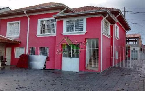 ótima casa com 510 m² de terreno. carapicuíba, centro.