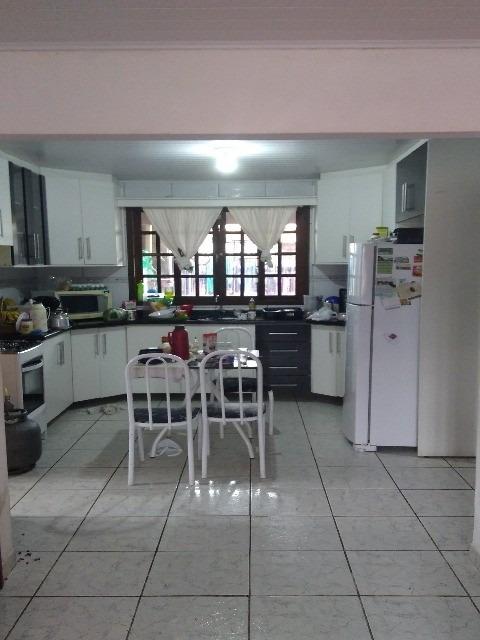 ótima casa com 60m² no bairro jd.iguaçu/araucária - c-551 - 4605356