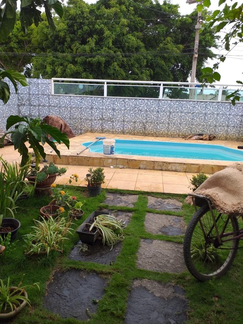 ótima casa com piscina