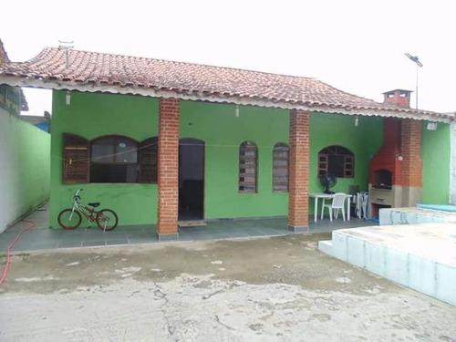 ótima casa com piscina no bairro belas artes, em itanhaém