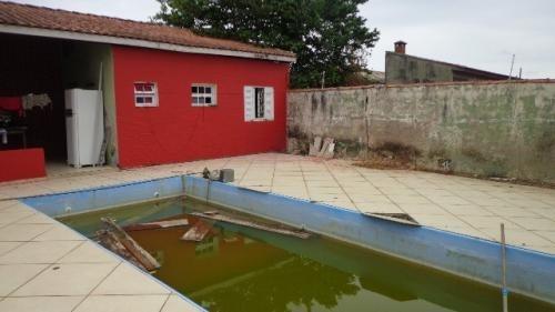 ótima casa com piscina no cibratel 2, itanhaém-sp!