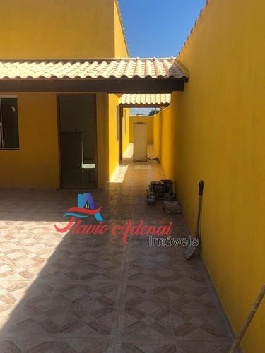ótima casa com suíte de frente pra lagoa de pescaria e 5 min. da praia e 3 min. do shopping unapark em unamar ? tamoios- cabo frio - fac 107 - 34128136
