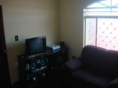 ótima casa com trés dormitórios no bairro altos de santana  - ca0242
