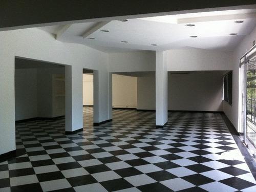 ótima casa comercial para locação na principal avenida de sousas. - ca01008