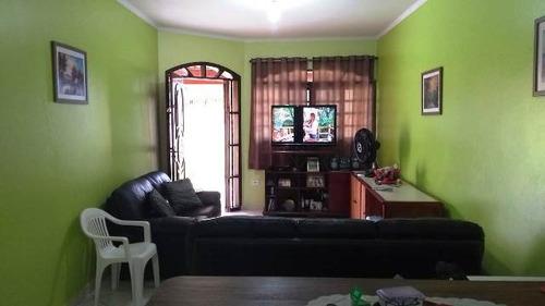 ótima casa de esquina no jardim jamaica, itanhaém - ref-3988
